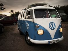VW T1. A girl can dream, right?!