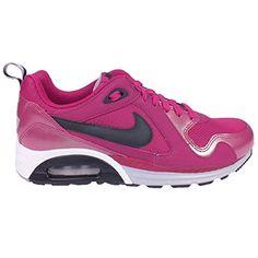 152cf7299703 Nike Womens Air Max Trax Bright MagentaBlackWolf Grey Running Shoe 7 Women  US -- You