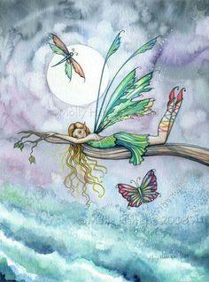 Green Moon Fairy