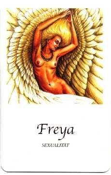 Göttinnengeflüster - The Goddess Oracle Card, Amy Sophia Marashinsky and Hrana Janto (illustrator)