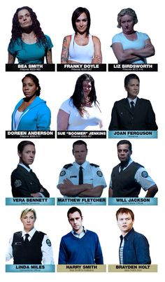 Wentworth is my favorite show. So ready for season 4 to come out in April a few more weeks ahh!!