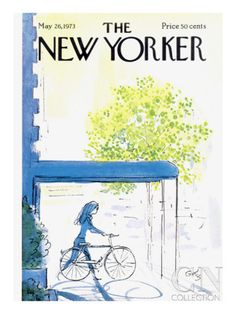 The New Yorker Cover - May 26, 1973 Poster Print by Arthur Getz at the Condé Nast Collection