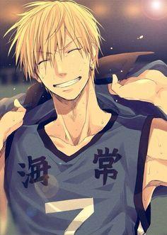 Kise~Kuroko no Basket Anime Chibi, Anime Levi, Fanarts Anime, Manga Anime, Kise Kuroko No Basket, Kuroko Tetsuya, Tokyo Ghoul Cosplay, Garçon Anime Hot, Anime Guys
