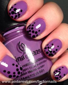 China Glaze: Spontaneous Orly: Liquid Vinyl