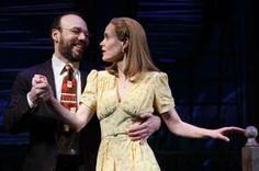 Talley's Folly - Laura Pels Theatre - through May 12, 2013. Starring Danny Burstein & Sarah Paulson
