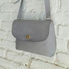 Leather bag by wolfram lohr