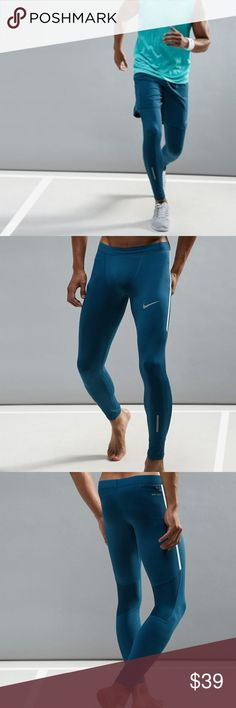 d85ea6c03e80d Nike Tech Men's Running Tights New With Tags 100% Authentic, Firm Price !