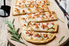 Podpecníky s kyslou smotanou a slaninou | Recepty.sk