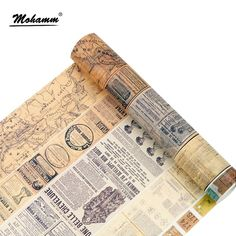 Cheap tape diy decoration, Buy Quality washi tape directly from China masking tape Suppliers: Vintage map ticket washi tape DIY decorative scrapbooking planner masking tape adhesive tape label sticker stationery Washi Tape Crafts, Washi Tape Set, Masking Tape, Scrapbooking Diy, Diy Scrapbook, Style Scrapbook, Album Diy, Papier Diy, Decorative Tape
