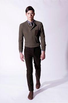 Bespoken | Fall 2013 Menswear