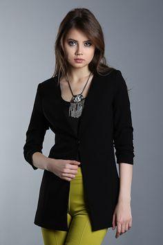 109-SATEEN 102-50519 UZUN OKYANUS CEKET #fashion #style #sateencom www.sateen.com.tr