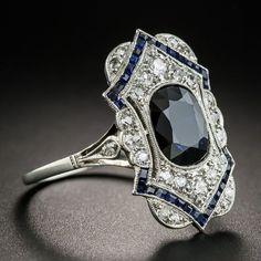 Forever Classic Moissanite Ring Set 14 Karat Roségold SI-H Diamant Ehering ovalen Moissanite Ring Jubiläumsring Brautring Set - Fine Jewelry Ideas - Französischer Art Deco Saphir und Diamant Dinner Ring - Anel Art Deco, Bijoux Art Nouveau, Art Nouveau Jewelry, Jewelry Art, Antique Jewelry, Jewelry Rings, Silver Jewelry, Vintage Jewelry, Fine Jewelry