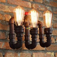 Industrial Pub Bar Wall Sconces WL180 – Cheerhuzz