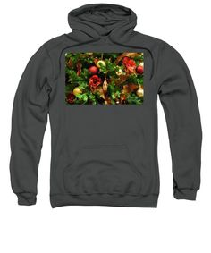 Sweatshirt - Christmas Garland