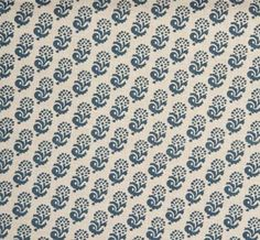Rambagh Reverse Indigo (lisa fine textiles)