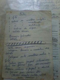 File Mignon no forno - Tania