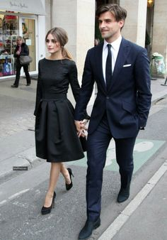 Johannes huebl : Cool couple style, Will follow them !