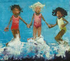 "Rebecca Kinkead - ""Wave"" - how life should be!"