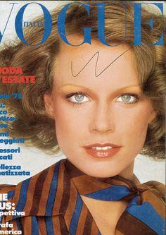Vogue 1973 Shelley Hack