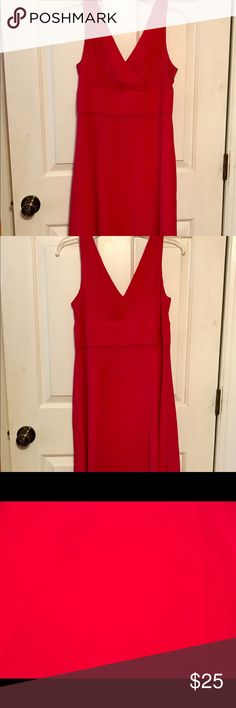100% Silk Pink J Crew Party Dress Lovely bright pink silk dress from J Crew.  100% silk makes for a perfect choice when attending weddings this summer!  Size 12P but has been tailored to fit more like an 8-10P.  Approx 36 inch bust and 30 inch waist. J. Crew Dresses