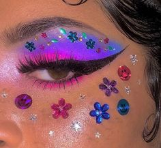 [New] The 10 Best Makeup Ideas Today (with Pictures) - Serving fashion on the eyes Neon magic with Barbie Tingz & our mattest neon purple shade! makeup looks purple Security Check Required Cute Makeup Looks, Makeup Eye Looks, Eye Makeup Art, Pretty Makeup, Skin Makeup, Eyeshadow Makeup, Purple Makeup, Makeup Meme, Makeup App