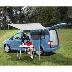 Luifel voor compacte campers