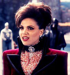 lana parrilla | evil queen | regina | once upon a time