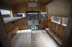 Back to skoolie: Converting a school bus into an RV