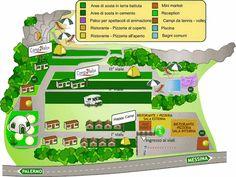 Campsite Map Rais Gerbi***
