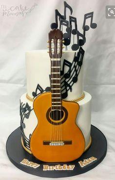 ¿ te gusta la música ?si es así  esta es tu tarta músical