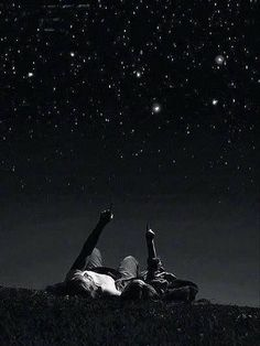 Stargazing, Honestly the most relaxing activity. My version of the perfect date