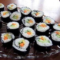 Kimbap (koreai sushi) Recept képpel - Mindmegette.hu - Receptek
