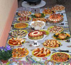 La cocina de Lola: Fiesta!!!!!!
