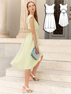 Cut Out Dress 08/2014 #116B