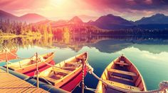 Boats Morning