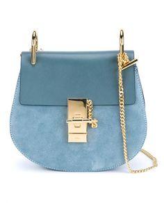 CHLOÉ Small Leather Drew Bag