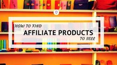 Affiliate products are products you can sell and make money online. Learn the best places to find affiliate products to sell in any niche. Making Incomes from online & affiliate marketing Make Money Fast, Make Money Blogging, Make Money Online, Blogging Ideas, Inbound Marketing, Content Marketing, Affiliate Marketing, Blogger Tips, Blogging For Beginners