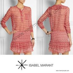 ISABEL MARANT Top and Skirt - HERMES Oasis Sandals