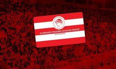 PIRAEUS PLANET (Πειραικος Πλανητης): Ξεκίνησε η online διάθεση της Κάρτας Φιλάθλου