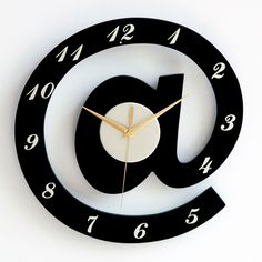 Wooden wall clock - http://zzkko.com/n140909-ooden-wall-clock-creative-personality-spike-modern-minimalist-table-Mute-pastoral-office-clock-hanging-clock.html $6.50