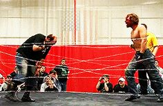 Jon Moxley cutter [Gif]