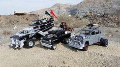 Mad Max Fury Road fleet | by rabidnovaracer