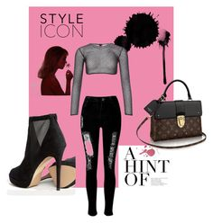 """Untitled #32"" by trisacluhasu on Polyvore featuring PA5H, WithChic and ALDO"