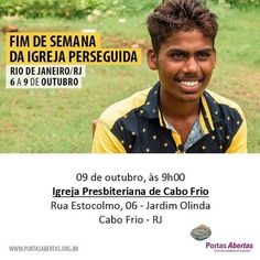 "BLOG ÁLVARO NEVES ""O ETERNO APRENDIZ"" : IGREJA PRESBITERIANA DE CABO FRIO - FIM DE SEMANA ..."