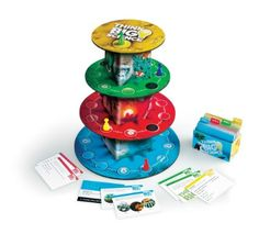 Climb the tower to conquer the big ideas of science with the Think Big Life Science Game! Unique 3–D game board combines with important core–concept questions for a game that's exciting and educational.