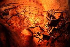 Lascaux is a complex of caves in southwestern France famous for its cave paintings. The original caves, located near the village of Montignac. They contain some of the earliest known art, dating back to somewhere between and BCE, or as far back as BCE. Chauvet Cave, Lascaux, Ancient Aliens, Ancient Art, La Roque Gageac, Paleolithic Art, Stone Age Art, Art Rupestre, Cave Drawings