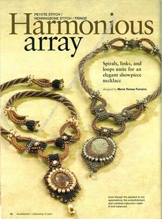 B FEB 2009 - archivos - Picasa Web Albums.. Great beading patterns and instructions!
