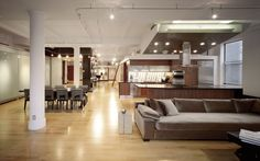 Joe Quesada's Q-Loft in NYC by Resolution: 4 Architecture