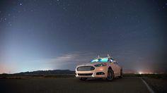 Test de la Ford Mondeo Hybrid autonome en Arizona