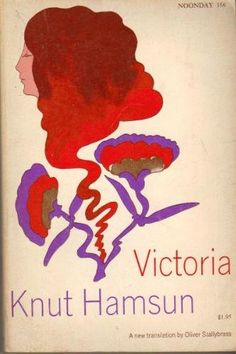 English edition of Knut Hamsun's Victoria
